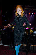 VIVIENNE WESTWOOD;, ICA Annual Institute of Contemporary Arts Fundraising Gala. Koko's Camden. London. 24 March 2010