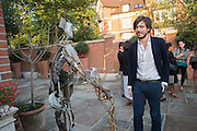 EUGENIO RE REBAUDENGO, Dinner to celebrate the 10th Anniversary of Contemporary Istanbul Hosted at the Residence of Freda & Izak Uziyel, London. 23 June 2015