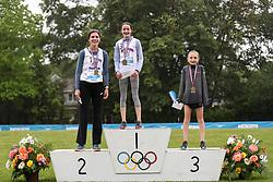 awards podium girls age 11-14, Elise Shea<br /> 2019 Adrian Martinez Track Classic