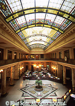 Historic Lackawanna Station, Now Five-Star Hotel, Scranton, NE PA