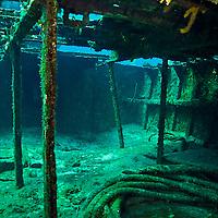 Doc Paulson amidships interior, Doc Paulson, Grand Cayman