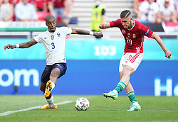 BUDAPEST, HUNGARY - JUNE 19:  during the UEFA Euro 2020 Championship Group F match between Hungary and France at Puskas Arena on June 19, 2021 in Budapest, Hungary. (Photo by Angel Martinez - UEFA)