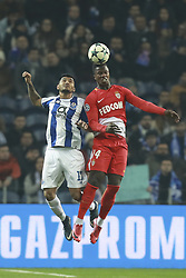 December 6, 2017 - Na - Porto, 06/12/2017 - Football Club of Porto received, this evening, AS Monaco FC in the match of the 6th Match of Group G, Champions League 2017/18, in Estádio do Dragão. Jesus Corona; Keita Baldà (Credit Image: © Atlantico Press via ZUMA Wire)