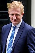 Digital, Culture, Media and Sport Secretary Oliver Dowden leave Downing Street, Westminster, London on Wednesday, Sept 16, 2020. (VXP Photo/ Vudi Xhymshiti)