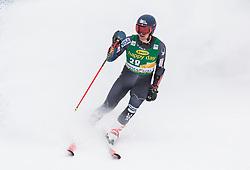 Ryan Cochran-Siegle of USA during 2nd run of Men's Giant Slalom race of FIS Alpine Ski World Cup 57th Vitranc Cup 2018, on 3.3.2018 in Podkoren, Kranjska gora, Slovenia. Photo by Urban Meglič / Sportida