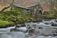 Coombe Ghyll Mill, Borrowdale, Cumbria