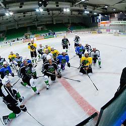 20110802: SLO, Ice Hockey - Start of the new season for HDD Tilia Olimpija