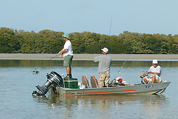 Fishing On Florida Bay