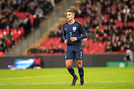 England (7) Jake Livermore during the Friendly match between England and Germany at Wembley Stadium, London, England on 10 November 2017. Photo by Sebastian Frej.