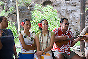 Ua Huka, Marquesas Islands, French Polynesia, (Editorial use only)<br />