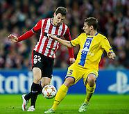 Athletic Club vsFC BATE Borisov
