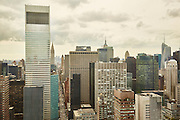 View south from 151 East 58th Street, 40th floor