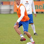 NLD/Rijnsburg/20060830 - Training Nederlands Elftal, Klaas Jan Huntelaar