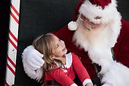 Scottsdale Promenade Santa Event