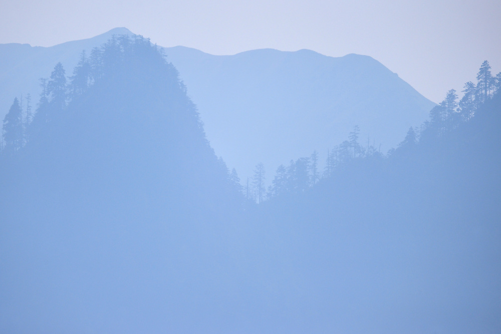 Tangjiahe National Nature Reserve, NNR, Qingchuan County, Sichuan province, China