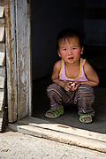 young boy, Kharkhorin, Mongolia