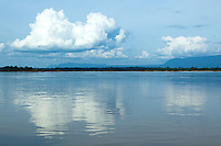 The Mekong River is the 13th longest in the world and the 7th longest in Asia. It flows for 4,350 kilometers from the Tibetan Plateau running through Yunnan Province in  China, Burma, Laos, Thailand, Cambodia and Vietnam.