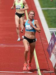 USATF Grand Prix track and field meet<br /> April 24, 2021 Eugene, Oregon, USA<br /> 5000, asics