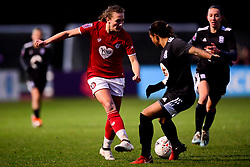 Charlie Wellings of Bristol City - Mandatory by-line: Ryan Hiscott/JMP - 08/12/2019 - FOOTBALL - Stoke Gifford Stadium - Bristol, England - Bristol City Women v Birmingham City Women - Barclays FA Women's Super League