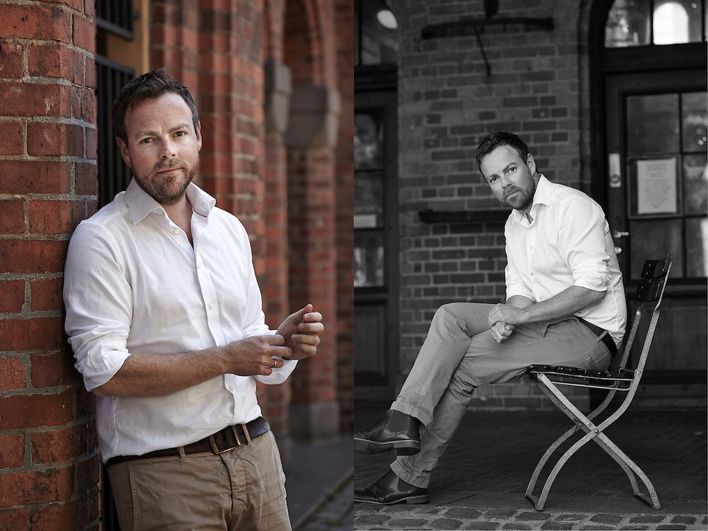Oslo, 20140801<br /> Portrettet: Kunnskapsminister Torbjørn Røe Isaksen.<br /> Foto: Paul Paiewonsky / Dagbladet MAGASINET