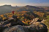 Saxonian Switzerland Hike and Landscape