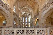 Monastère du Brou. Ain.