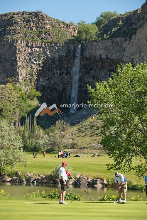 Canyon Springs Golf Tournament, Twin Falls, Idaho.