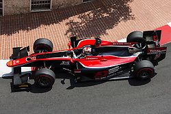 May 26, 2017 - Monaco, Monaco - 07 MATSUSHITA Nobuharu from Japan of Art Grand Prix during the Monaco Grand Prix of the FIA Formula 2 championship, at Monaco on 26th of May of 2017. (Credit Image: © Xavier Bonilla/NurPhoto via ZUMA Press)