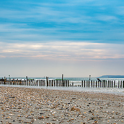 West and East Wittering situated in the district of Chichester of West Sussex in England 20/09/2020