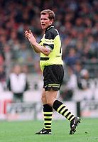 BILDENE INNGÅR IKKE I FASTAVTALENE PÅ NETT<br /> <br /> Fotball<br /> Tyskland<br /> Borussia Dortmund Feature<br /> Foto: imago/Digitalsport<br /> NORWAY ONLY<br /> <br /> 1997<br /> Stefan Reuter, Borussia Dortmund