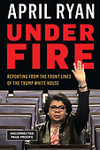 "September 01, 2021 - WORLDWIDE: April Ryan ""Under Fire"" Book Release (2018)"