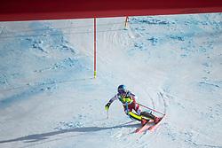 Chiara Mair (AUT) during second run at the Ladies' Slalom at 56th Golden Fox event at Audi FIS Ski World Cup 2019/20, on February 16, 2020 in Podkoren, Kranjska Gora, Slovenia. Photo by Matic Ritonja / Sportida
