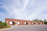 Waldorf building and Tech Park photography by architectural photographer Jefrey Sauers