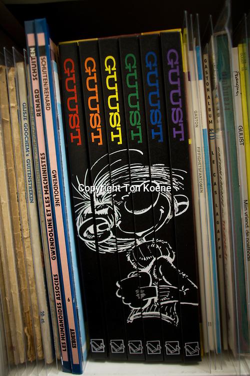 Hendrik Johan (Hans) Matla (1949) is a Dutch antiquarian, bookseller, publisher, Comic collector. He has more than 70 thousand comic books.