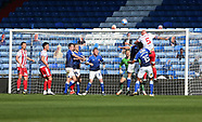 Oldham Athletic v Stevenage 020421