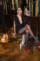 Lu Vixen luxury shoe brand hosts first presentation during London Fashion Week, Café Royale, London. 17.02.20