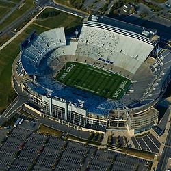 Aerial view of Beaver Stadium, University Park at Penn State