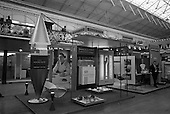 1964 - Business displays at the R.D.S. Spring Show