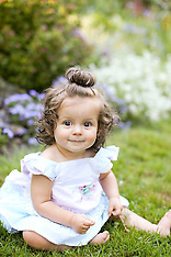 Emily's 9 Month Session