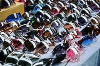 Sunglasses for sale Chatuchak Weekend Market Bangkok Thailand
