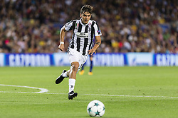 September 12, 2017 - Barcelona, Spain - Paulo Dybala during the match between FC Barcelona - Juventus, for the group stage, round 1 of the Champions League, held at Camp Nou Stadium on 12th September 2017 in Barcelona, Spain. (Credit Image: © Urbanandsport/NurPhoto via ZUMA Press)