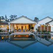 San Diego California architectural photographer for custom homes interiors and exteriors