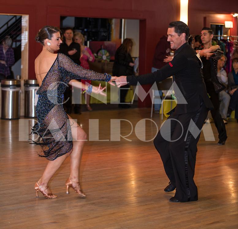 American Rhythm Eric and Brittany Winek