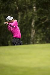 June 3, 2017 - BarsebäCk, Sverige - 170603 Felipe Aguilar, Chile under dag tre av golftävlingen Nordea Masters den 3 juni 2017 i Barsebäck  (Credit Image: © Petter Arvidson/Bildbyran via ZUMA Wire)