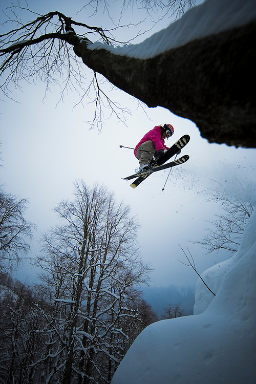 EVENT: NISSAN RUSSIAN ADVENTURE - SOCHI 2010, RIDER: HENRIK WINDSTEDT- SWE, SPORT: SKI, STYLE: ACTION Freeride World Tour 2010.Four locations around the world have been selected for the third edition of the Freeride World Tour. .The planet's top freeride skiers and snowboarders will travel to Russia, USA, France and Switzerland to prove their skills on some of the world's most challenging faces. .The Freeride World Tour has a prize purse of more than $200,000, the highest sum ever to be paid in ski or snowboard freeride contests.