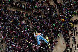 Davide Bresadola (ITA) during Ski Flying Hill Men's Team Competition at Day 3 of FIS Ski Jumping World Cup Final 2017, on March 25, 2017 in Planica, Slovenia. Photo by Vid Ponikvar / Sportida