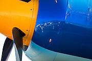 Aircraft detail, Reno Air Races.