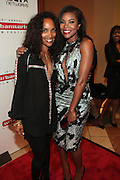 September 20, 2012- New York, New York:  (L-R) Televison Writer/Producer Mara Brock Akil and Actress Gabrielle Union attend the 2012 Urbanworld Film Festival Opening night premiere screening of  ' Being Mary Jane ' presented by BET Networks held at AMC 34th Street on September 20, 2012 in New York City. The Urbanworld® Film Festival is the largest internationally competitive festival of its kind. The five-day festival includes narrative features, documentaries, and short films, as well as panel discussions, live staged screenplay readings, and the Urbanworld® Digital track focused on digital and social media. (Terrence Jennings)