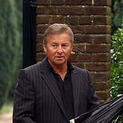 NLD/Laren/2005005 - Begrafenis Roy Beltman, Jan Keizer