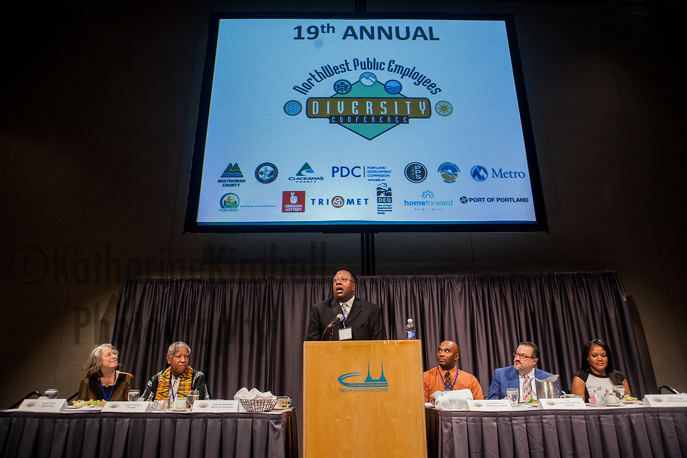 NorthWest Public Employees Diversity Conference at The Oregon Convention Center on Tuesday, October 30, 2012.